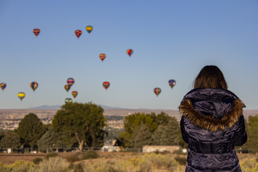 Balloon Watching