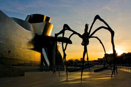 Bilbao Spider