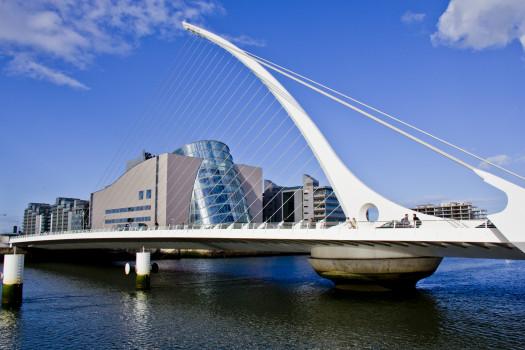 Dublin's Samuel Beckett
