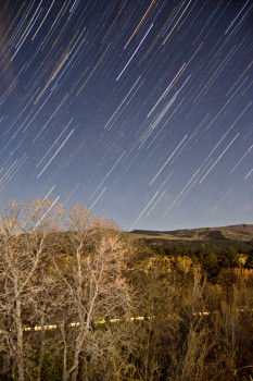 Durango Star Trails