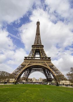 Eiffel Perspective
