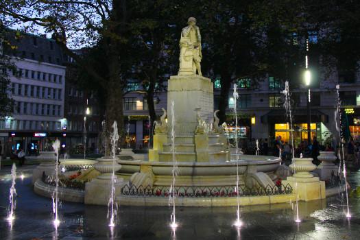 Fleeting Fountain
