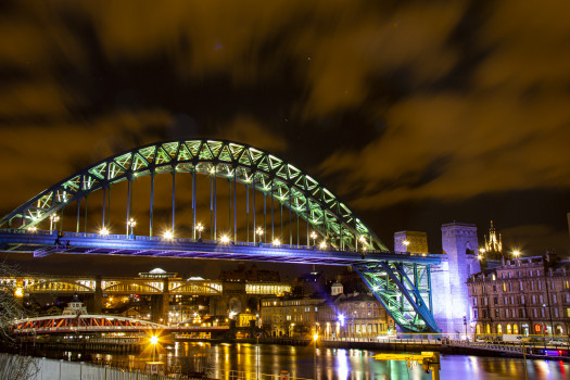 Geordie Bridges