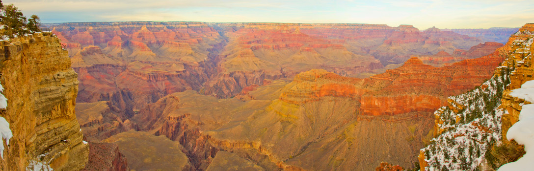 Grand Canyon Village View