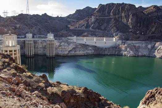 Hoover Dam Riverside