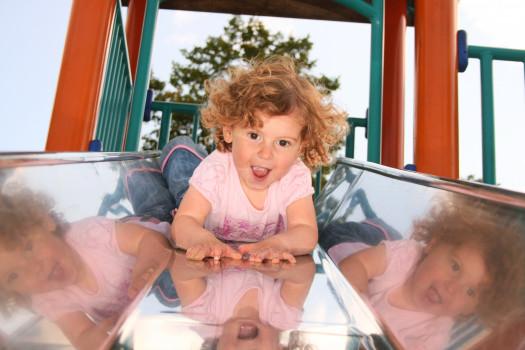 Joyful Niece