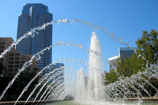 Nakatomi Fountains