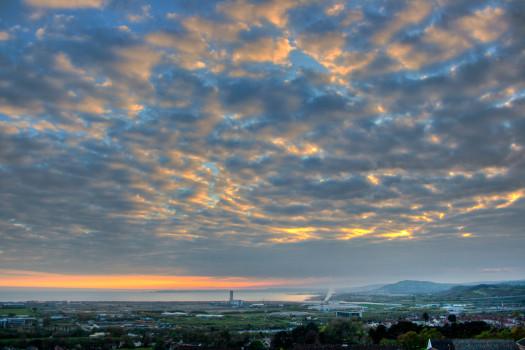 Port Talbot Skyline