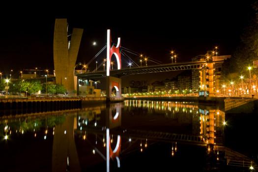 Ría del Nervión O de Bilbao