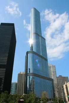 Trump Tower, Chicago